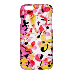 Pink Pother Apple Iphone 6 Plus/6s Plus Hardshell Case by Valentinaart