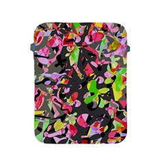 Playful Pother Apple Ipad 2/3/4 Protective Soft Cases by Valentinaart