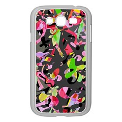 Playful Pother Samsung Galaxy Grand Duos I9082 Case (white) by Valentinaart