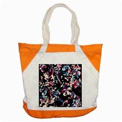 Creative Chaos Accent Tote Bag by Valentinaart