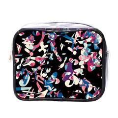 Creative Chaos Mini Toiletries Bags by Valentinaart
