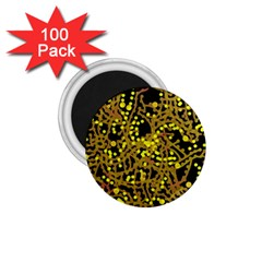 Yellow emotions 1.75  Magnets (100 pack)  by Valentinaart
