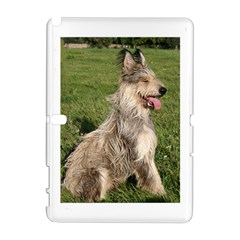 Berger Picard Sitting Samsung Galaxy Note 10.1 (P600) Hardshell Case by TailWags