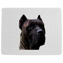 Perro De Pressa Jigsaw Puzzle Photo Stand (Rectangular) by TailWags