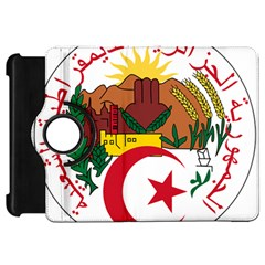 National Seal Of Algeria Kindle Fire Hd Flip 360 Case by abbeyz71