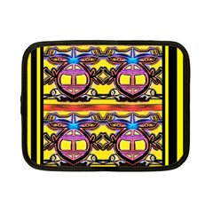 Spirit  Bulgarian Bee Netbook Case (small)  by MRTACPANS
