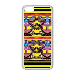 Spirit  Bulgarian Bee Apple Iphone 5c Seamless Case (white) by MRTACPANS