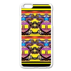 Spirit  Bulgarian Bee Apple iPhone 6 Plus/6S Plus Enamel White Case by MRTACPANS