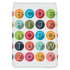 Alphabet Flap Covers (l)  by AnjaniArt