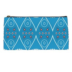 Ornamental Shapes                                                                                                             	pencil Case by LalyLauraFLM