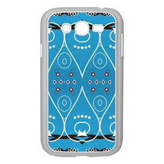Ornamental Shapes                                                                                                            			samsung Galaxy Grand Duos I9082 Case (white)