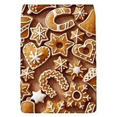 Christmas Cookies Bread Flap Covers (l)  by AnjaniArt