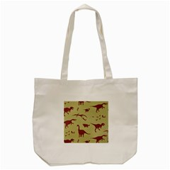 Dinosourus Tote Bag (cream)