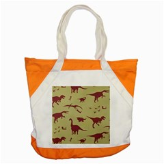 Dinosourus Accent Tote Bag