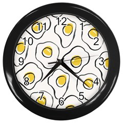 Ege Wall Clocks (black)