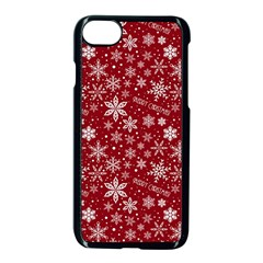 Christmas Day Apple Iphone 7 Seamless Case (black)