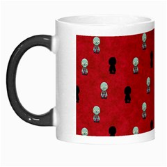 Cute Zombie Pattern Morph Mugs