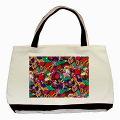 Face Basic Tote Bag