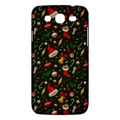 Hat Merry Christmast Samsung Galaxy Mega 5 8 I9152 Hardshell Case  by AnjaniArt