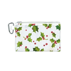 Images Paper Christmas On Pinterest Stuff And Snowflakes Canvas Cosmetic Bag (s) by AnjaniArt