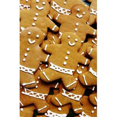 Gingerbread Men 5 5  X 8 5  Notebooks by AnjaniArt