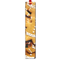 Gingerbread Men Large Book Marks by AnjaniArt