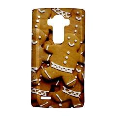Gingerbread Men Lg G4 Hardshell Case by AnjaniArt