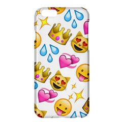 King Cat Smile Water Love Christmast Apple Iphone 6 Plus/6s Plus Hardshell Case by AnjaniArt