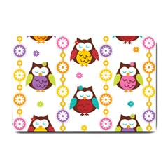 Owl Small Doormat