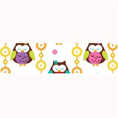 Owl Large Bar Mats