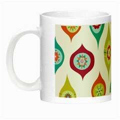 Ornaments Night Luminous Mugs