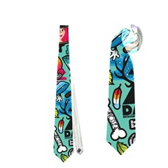 Monster Neckties (Two Side)  by AnjaniArt