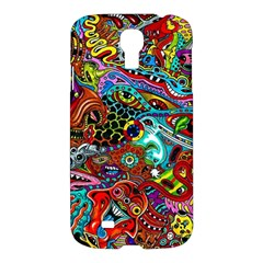 Moster Mask Samsung Galaxy S4 I9500/i9505 Hardshell Case by AnjaniArt