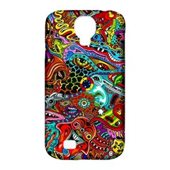 Moster Mask Samsung Galaxy S4 Classic Hardshell Case (pc+silicone) by AnjaniArt