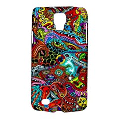 Moster Mask Galaxy S4 Active by AnjaniArt