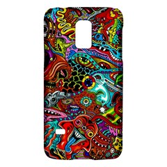 Moster Mask Galaxy S5 Mini by AnjaniArt