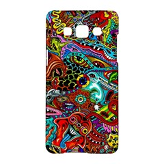 Moster Mask Samsung Galaxy A5 Hardshell Case  by AnjaniArt