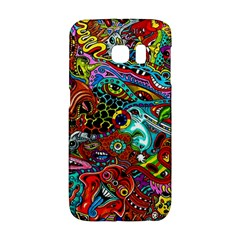 Moster Mask Galaxy S6 Edge by AnjaniArt