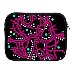 Pink Fantasy Apple Ipad 2/3/4 Zipper Cases