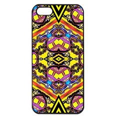 Spirit Time5588 52 Pngyg Apple Iphone 5 Seamless Case (black)