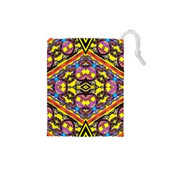Spirit Time5588 52 Pngyg Drawstring Pouches (small)