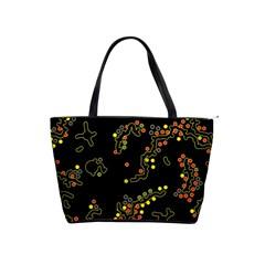 In My Mind 2 Shoulder Handbags by Valentinaart