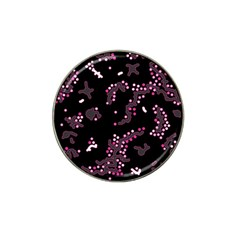 In My Mind   Pink Hat Clip Ball Marker (4 Pack) by Valentinaart