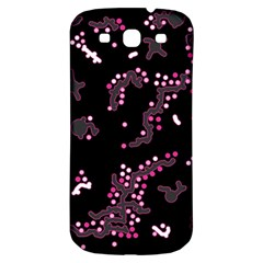 In My Mind   Pink Samsung Galaxy S3 S Iii Classic Hardshell Back Case by Valentinaart