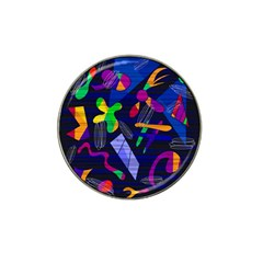 Colorful Dream Hat Clip Ball Marker (4 Pack) by Valentinaart