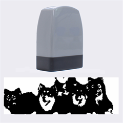 Finnish Lapphund Group Name Stamps by TailWags