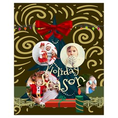 Xmas By 2016   Drawstring Bag (small)   Yqaybos7vi8j   Www Artscow Com Front