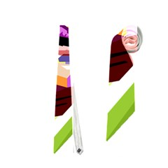 Ghandi Neckties (two Side)  by bhazkaragriz