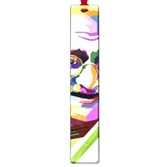 Ghandi Large Book Marks by bhazkaragriz