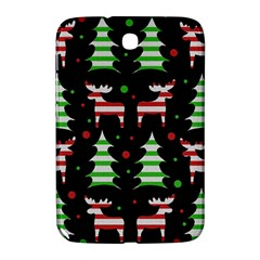 Reindeer Decorative Pattern Samsung Galaxy Note 8 0 N5100 Hardshell Case  by Valentinaart